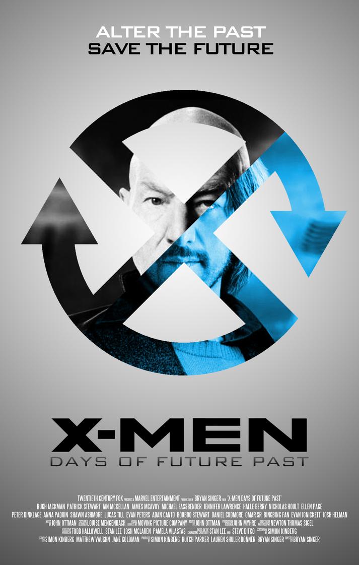 Men  Days of Future Past  2014  - Professor X  2 by jordanahillX Men Days Of Future Past Professor X
