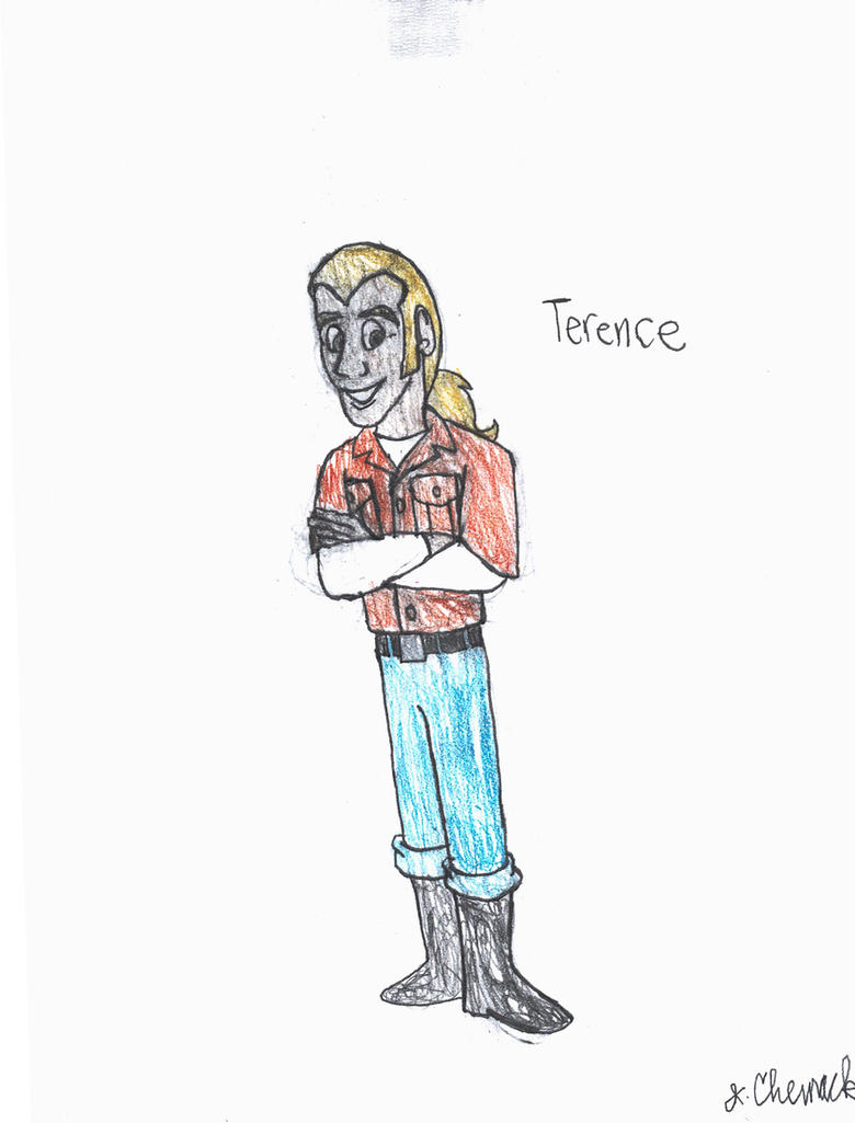 Terence by EndlessWire94