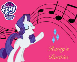 Rarity's Rarities album art