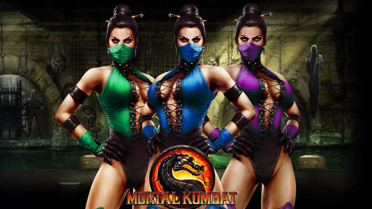 Mortal Kombat 9 Girl Naked Porn Picture