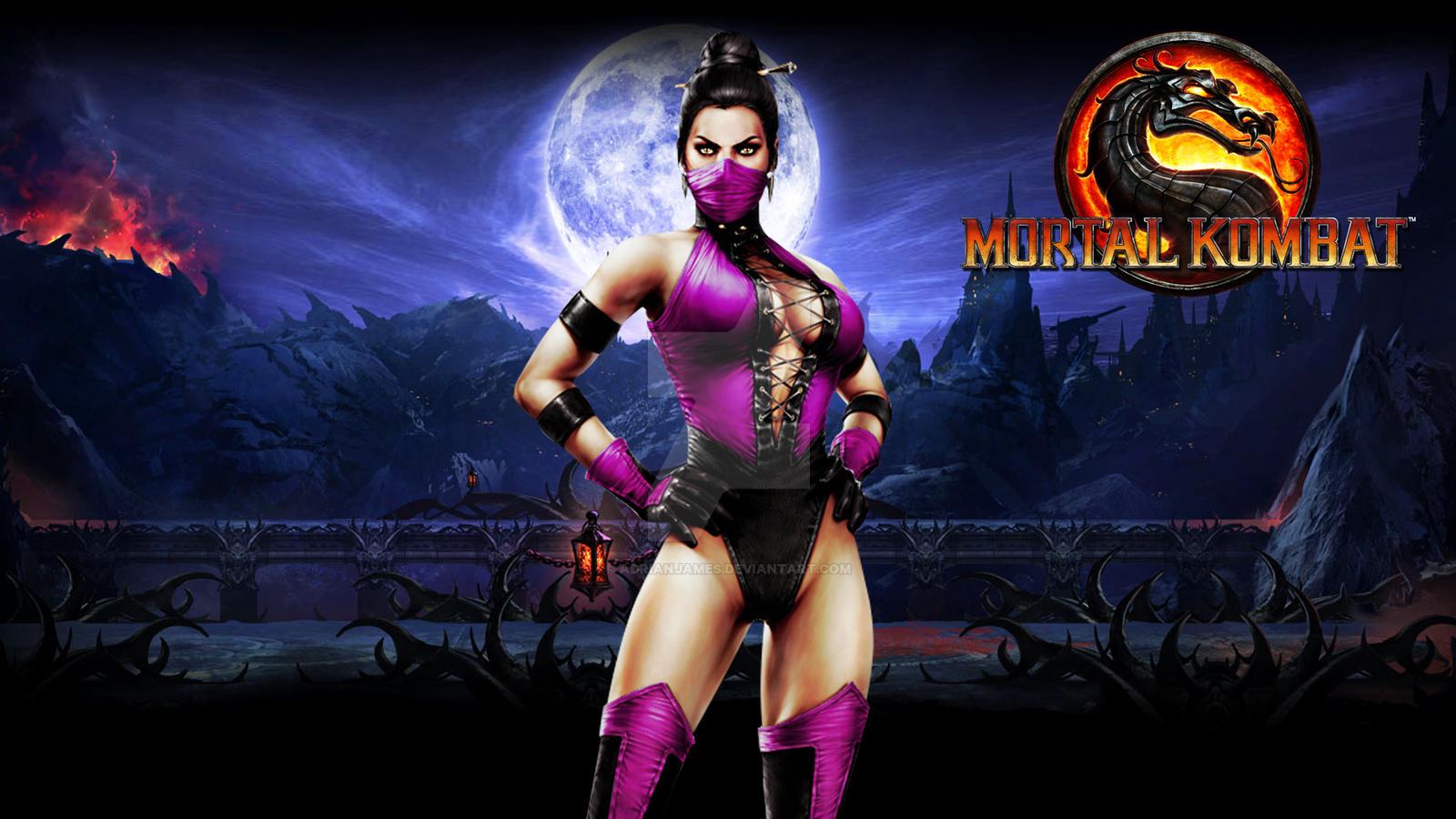 Mortal kombat mileena