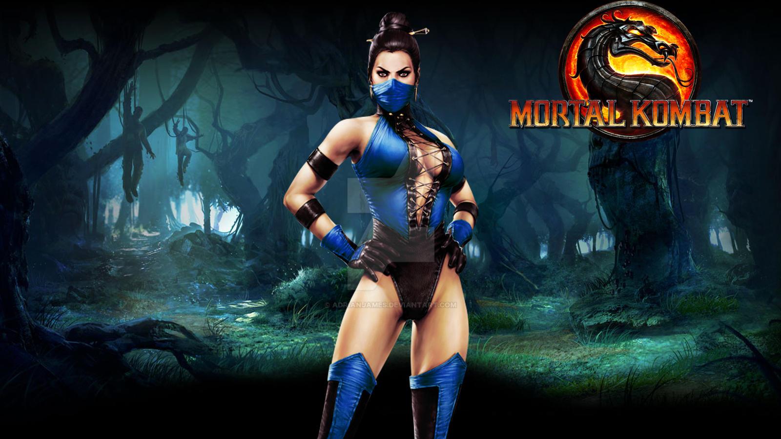 Kitana Mortal Kombat Wallpaper Hd Labzada
