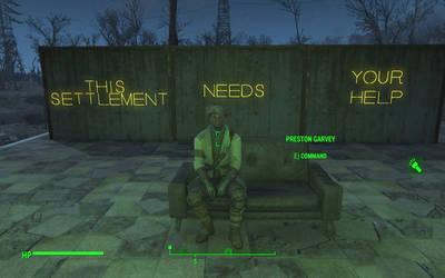 Fallout 4: I think Garvey has finally lost it by RustyRaccoon