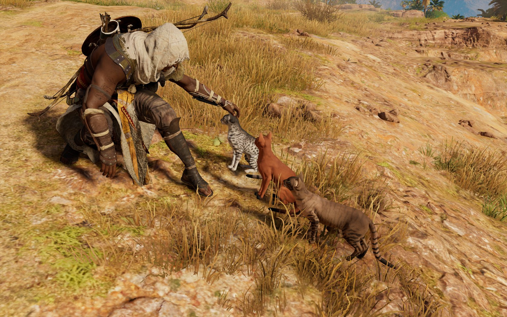 Assassin's Creed: Origins: Get in line :) by RustyRaccoon