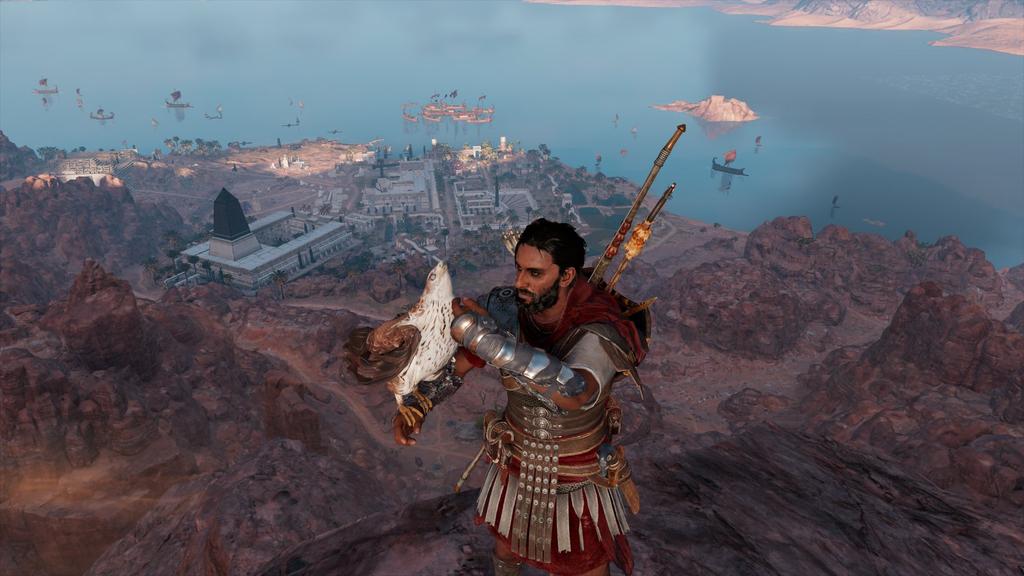 Assassin's Creed Origins: Good Senu. by RustyRaccoon
