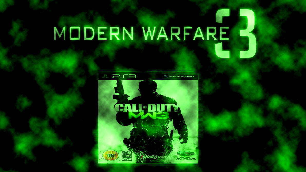 MW3 Wallpaper by checkergermany on DeviantArt