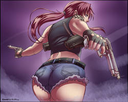 Revy by Ironcid