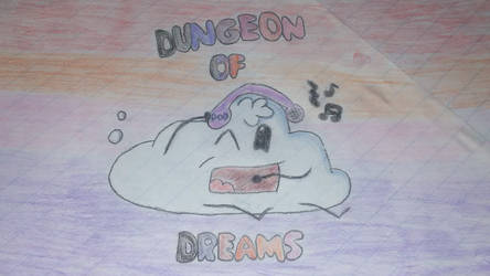 Dungeon Of Dreams Fan Art by CrocodileCat