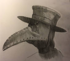 Plague Doctor 1 by dr-fil