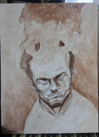 Woo underpainting!  by dr-fil