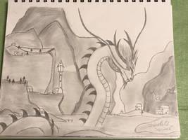 Dragon of the Lake: Sacred Guardian