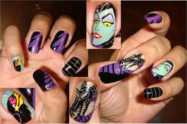 Maleficent by PerleNoir