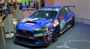 Subaru Race Car