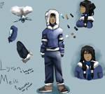 - Lijuan Meili - Avatar OC!
