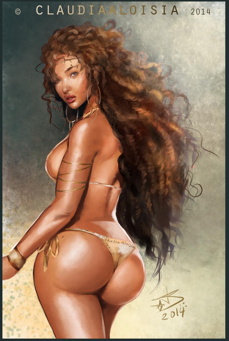 da search guld bikini