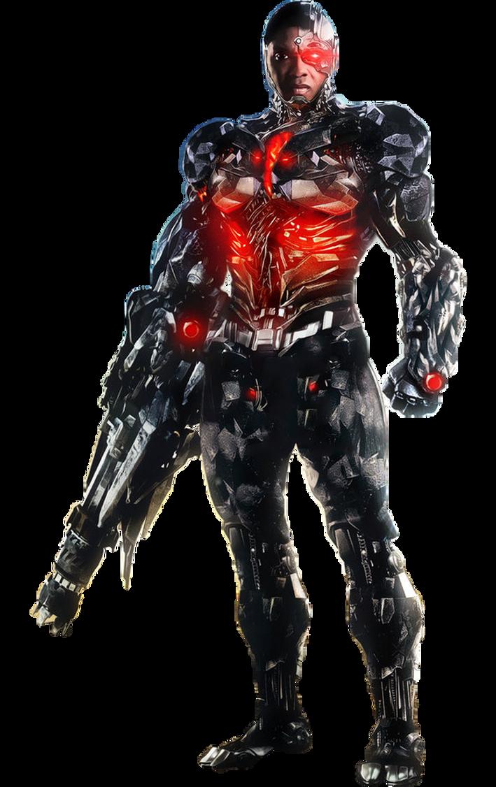 cyborg by gothamknight99 on deviantart