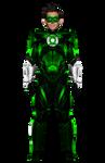 DCEU Green Lantern