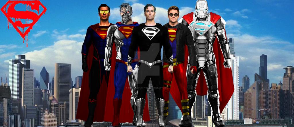 Reign of the Supermen by GOTHAMKNIGHT99 on DeviantArt