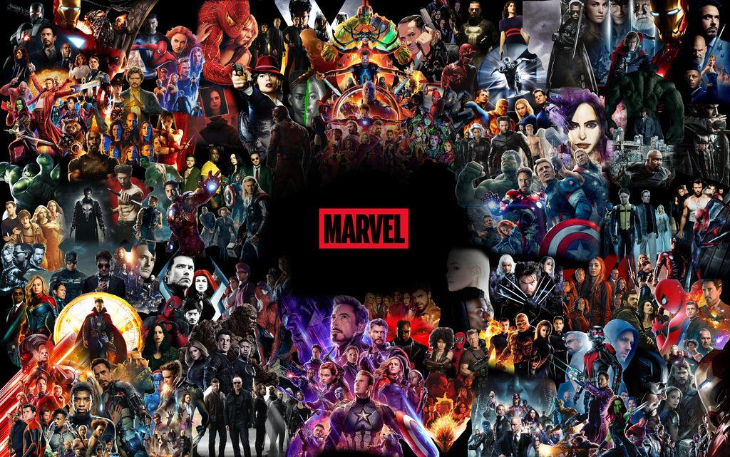 Marvel by GOTHAMKNIGHT99