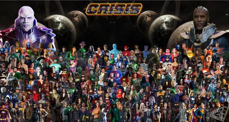 Crisis on Infinite Earths V3 (Final)