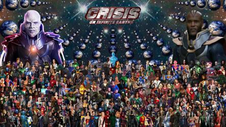 Crisis on Infinite Earths V4