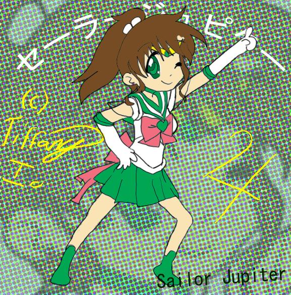 BSSM - Sailor Jupiter by iTiffanyBlue