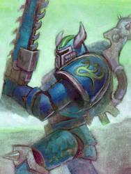 Alpha Legion by megalaros