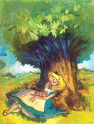 Alice Coloring Book