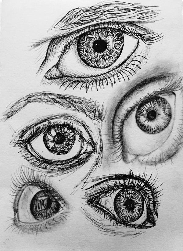 Eyes by ambermariaalice