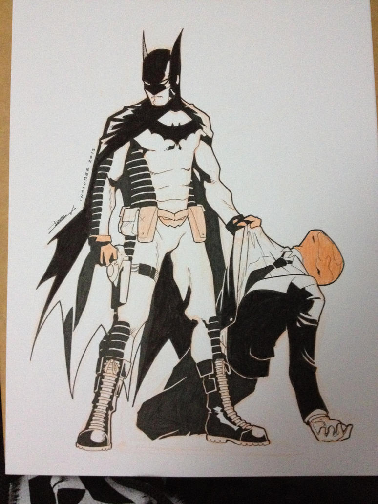 BATMAN: ZERO YEAR by Hiroim on DeviantArt