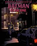 BATMAN YEAR ONE by Darren Aronofsky