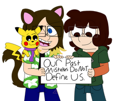 We Are Not Our Pasts