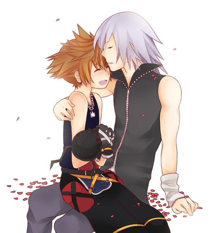 If Kingdom Hearts Met Anime By Takuyarawr On Deviantart: Yaoi Fanclub
