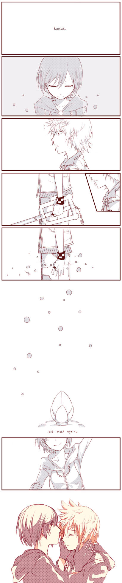 RokuShi: Let's meet again. by karudoll