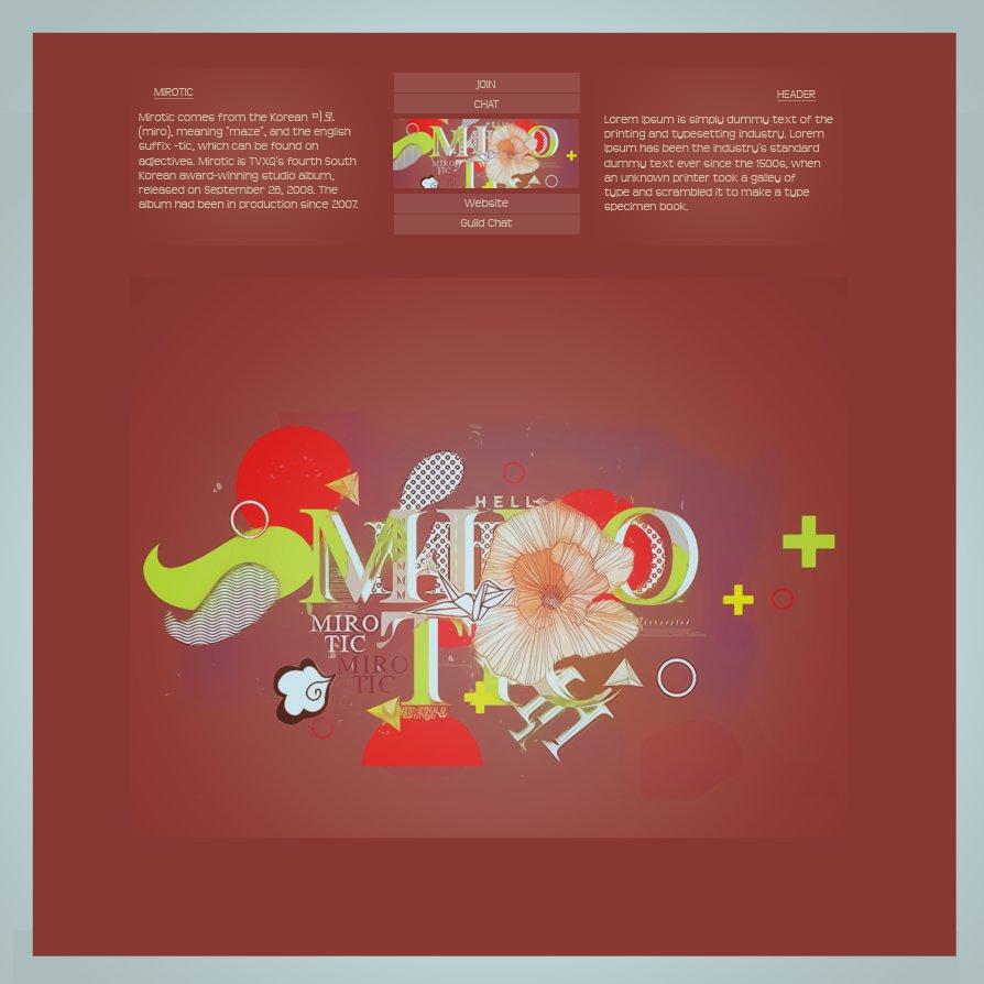 MIROTIC by CreativeSteam