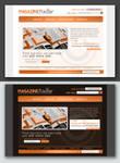 Magazine Radar Web Design