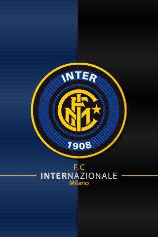 M Logo Wallpaper Mobile FC Inter - Wallpaper 4...