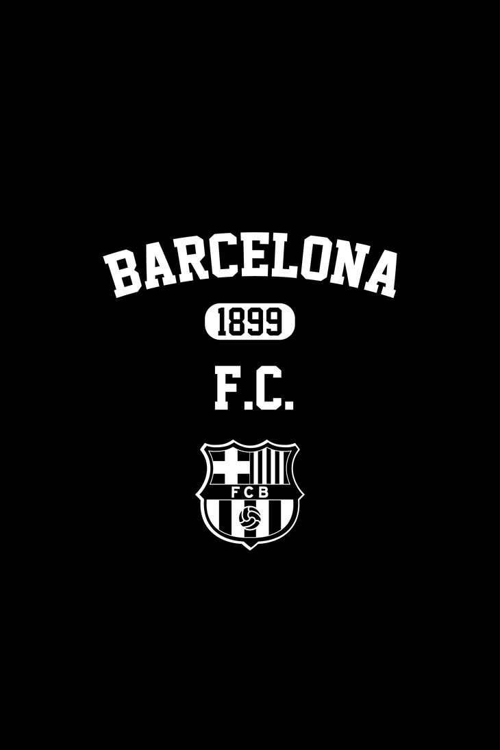 minimalistic bnw bacelona fc wallpaper iphone 4s by lo0gie