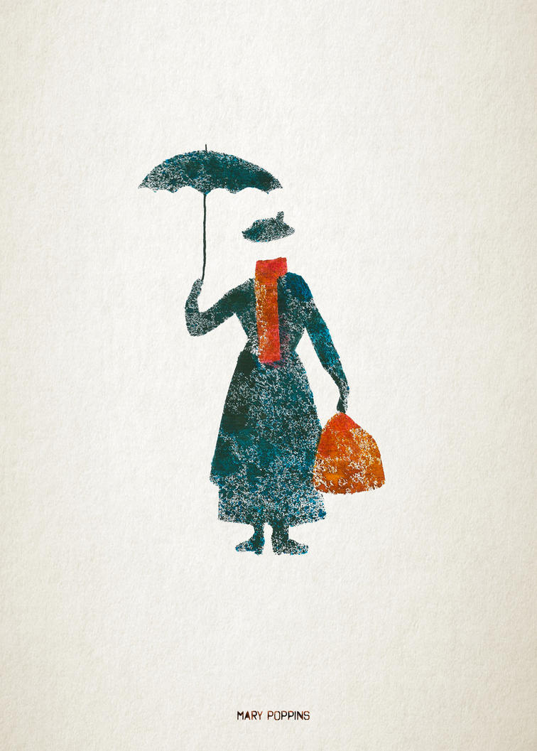 Mary poppins by jakes studio on deviantart - Mary poppins wallpaper ...