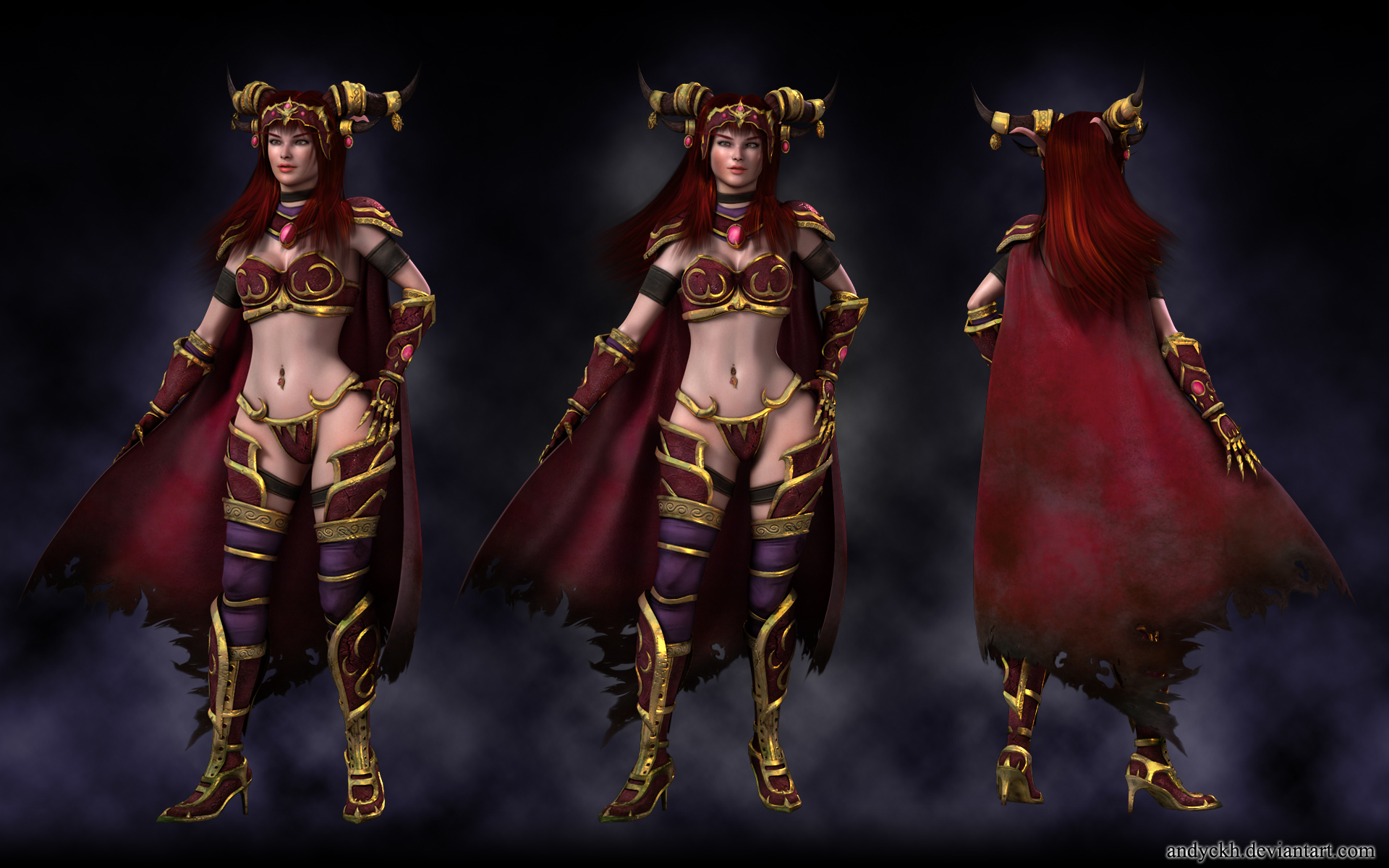 Chonicles of alexstrasza adult uncensored girlfriends