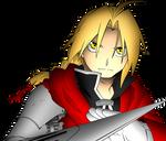 Fullmetal Alchemist: Edward Elric