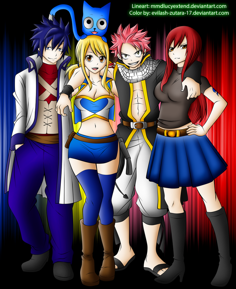 Fairy Tail | Team Nats...