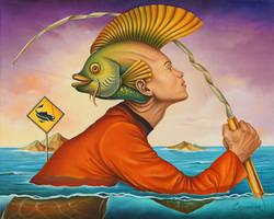 Of Fish and Men by shtirliz