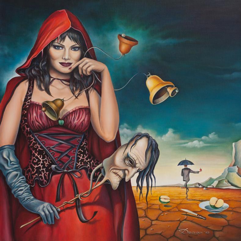 Allegorical Phantasmagoria by shtirliz