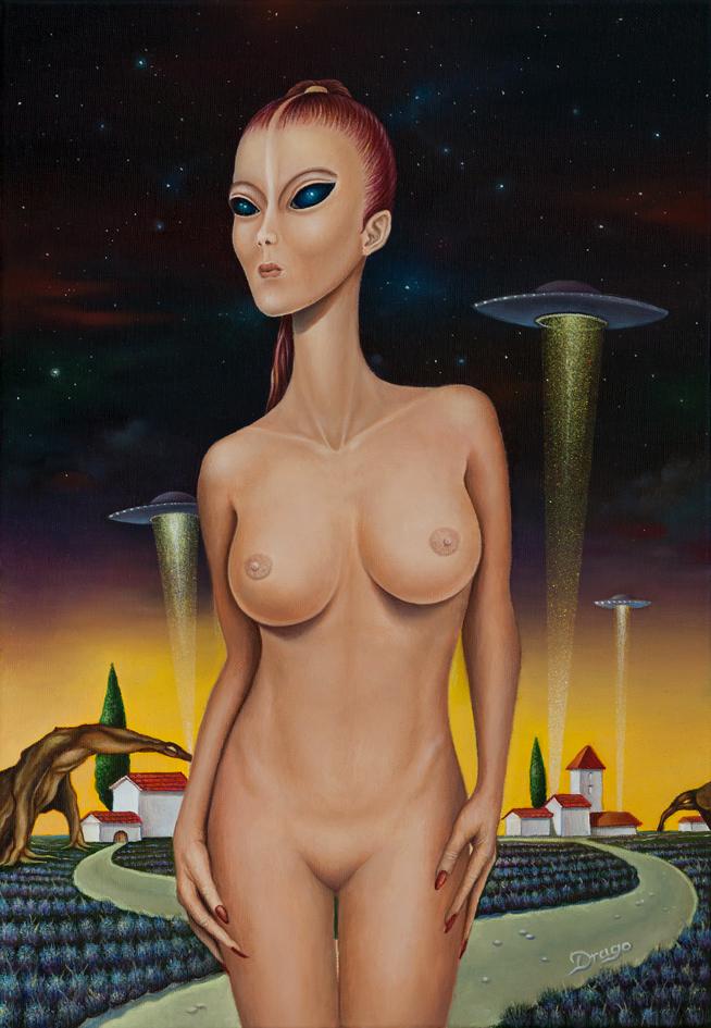 Aliena by shtirliz