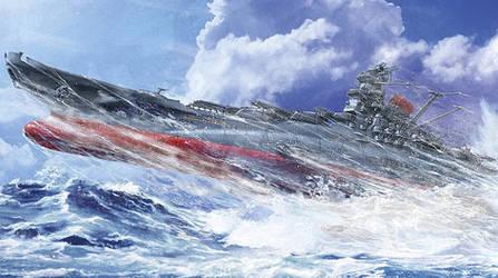 Yamato, Hasshin!