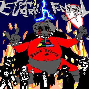 Debora Negra Eletric Funeral by Manguinha