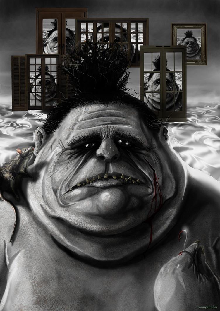Despair Sandman by Manguinha