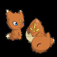 Omg Digimon? by Kiuna-chan