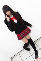 Schoolgirl - Diagonal I